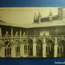 Postales: POSTAL - ESPAÑA - PAMPLONA - ANGULO N. E. DEL CLAUSTRO DE CATEDRAL - Nº 2 - ROLDAN E HIJO - NE - NC. Lote 90589300