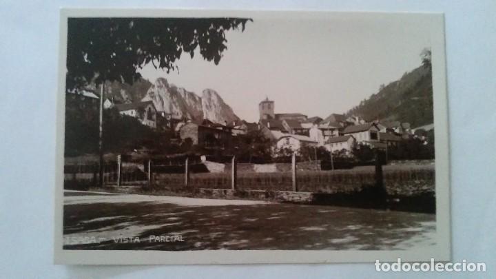 ISABA - VISTA PARCIALAL -- FOTO POSTAL (Postales - España - Navarra Moderna (desde 1.940))