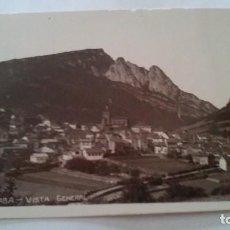 Postales: ISABA - VISTA GENERAL -- FOTO POSTAL. Lote 94539791