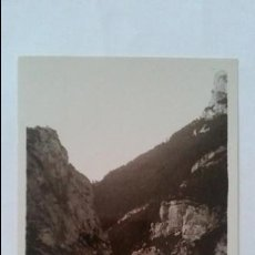 Postales: ISABA - ESTRECHO DE LA CARCEL -- FOTO POSTAL. Lote 94539923