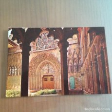 Postales: POSTAL OLITE NAVARRA SANTA MARIA. Lote 95861631