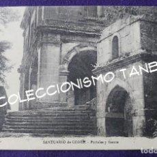 Cartes Postales: POSTAL DEL SANTUARIO DE CODES (NAVARRA). PORTALES Y FUENTE. AÑOS 20- 30. Lote 96894631
