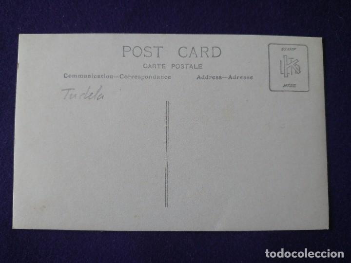 Postales: POSTAL FOTOGRAFICA DE TUDELA (NAVARRA). AÑOS 20- 30 - Foto 2 - 96894719