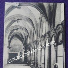 Cartes Postales: POSTAL DE TUDELA (NAVARRA). 14 CLAUSTRO DE LA CATEDRAL. CLICHE J. MORA. AÑOS 20- 30. Lote 96894851