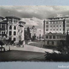 Postales: NAVARRA. AVENIDA DE SAN IGNACIO Y CALLE BERGAMÍN.. Lote 97246023