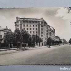 Postales: NAVARRA. AVENIDA DE FRANCO.. Lote 97246083