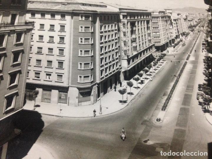 Postales: ANTIGUA POSTAL AVENIDA CARLOS III PAMPLONA NAVARRA - Foto 2 - 97360671
