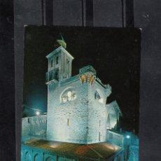 Postales: 6710. PAMPLONA. IGLESIA DE SAN NICOLAS (NOCHE). Lote 97457423