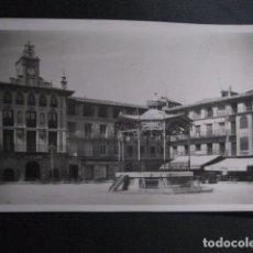 Postales: POSTAL ANTIGUA - TUDELA -1- PLAZA DE LOS FUEROS - GARCIA GARRABELLA - VER FOTOS- (50.328). Lote 97787767