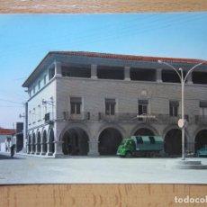 Postales: CORTES. NAVARRA. AYUNTAMIENTO. (ED. MONTAÑES Nº3). CAMION, COCHE... Lote 98147259