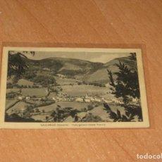 Postales: POSTAL DE VALCARLOS. Lote 98670763
