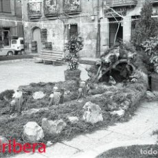 Postales: NEGATIVO ESPAÑA NAVARRA ESTELLA NACIMIENTO 1973 ILFORD 35MM NEGATIVE SPAIN PHOTO FOTO. Lote 99594075