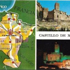 Postales: ** A1117 - POSTAL - CASTILLO DE JAVIER . Lote 99833603