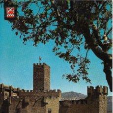 Postales: ** A1118 - POSTAL - CASTILLO DE JAVIER . Lote 99833627