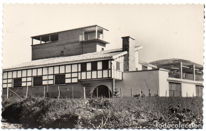 PS775 VERA DE BIDASOA 'ALBERGUE DE F.E.T.'. AISA. SIN CIRCULAR. AÑOS 50 (Postales - España - Navarra Moderna (desde 1.940))