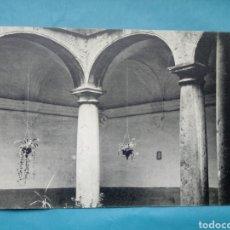 Postales: TARJETA POSTAL DE BETELU. CLAUSTRO DEL CONVENTO EUCARÍSTICO. Lote 137876417