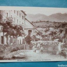Postales: TARJETA POSTAL DE BETELU (NAVARRA) PAISAJE DEL BALNEARIO. Lote 101202907
