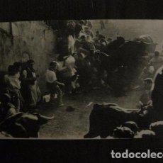 Postales: PAMPLONA - SAN FERMIN - POSTAL ANTIGUA -FOTOGRAFICA ZUBIETA -VER FOTOS - (50.915). Lote 103323607