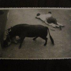 Postales: PAMPLONA - SAN FERMIN - POSTAL ANTIGUA -FOTOGRAFICA RAFAEL BOZANO -VER FOTOS - (50.917). Lote 103323819