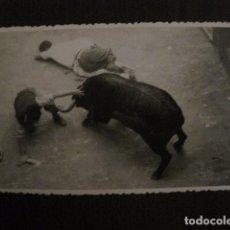 Postales: PAMPLONA - SAN FERMIN - POSTAL ANTIGUA -FOTOGRAFICA RAFAEL BOZANO -VER FOTOS - (50.919). Lote 103324111