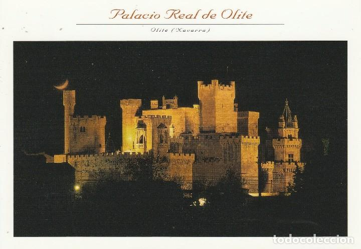 Nº 31845 POSTAL PALACIO REAL DE OLITE NAVARRA (Postales - España - Navarra Moderna (desde 1.940))