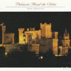 Postales: Nº 31845 POSTAL PALACIO REAL DE OLITE NAVARRA. Lote 103344755