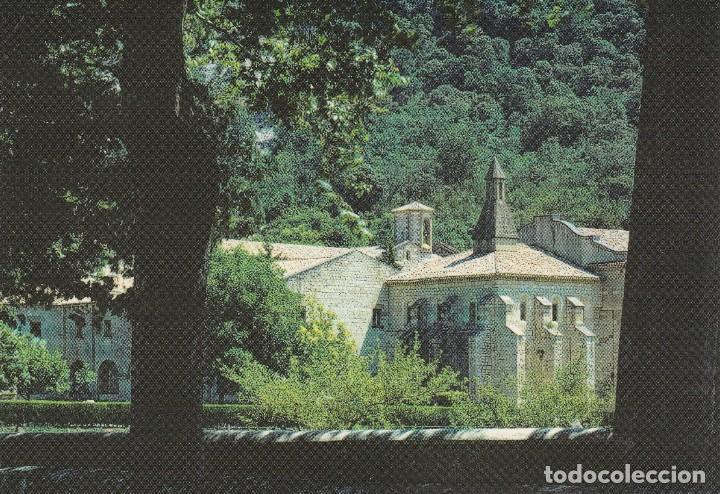 Nº 31841 POSTAL ABARZUZA NAVARRA MONASTERIO DE SANTA MARIA DE IRANZU (Postales - España - Navarra Moderna (desde 1.940))