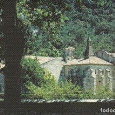 Postales: Nº 31841 POSTAL ABARZUZA NAVARRA MONASTERIO DE SANTA MARIA DE IRANZU. Lote 103344815