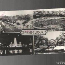 Postales: POSTAL CIRCULADA - PAMPLONA 42 POSTALES VAQUERO. Lote 103381331