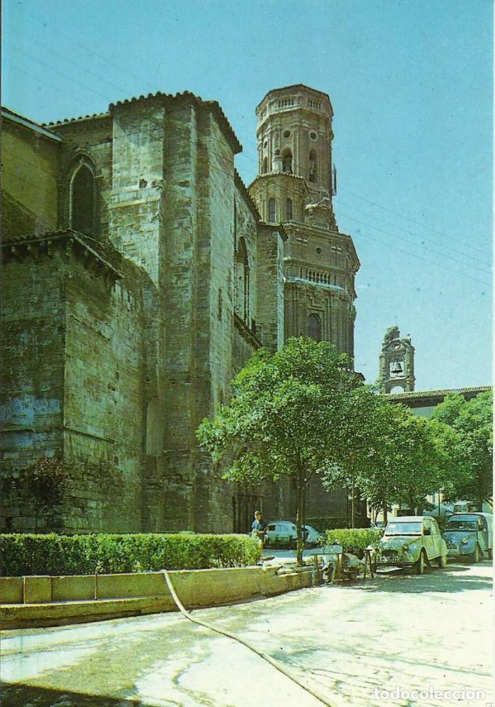 POSTAL DE TUDELA (NAVARRA) (Postales - España - Navarra Moderna (desde 1.940))