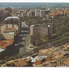 Postales: PAMPLONA Nº 66 .- VISTA AEREA .- ESCUDO DE ORO / DOMINGUEZ . Lote 103541855
