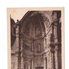 Postales: SORLADA - NAVARRA.- PUERTA BASILICA DE SAN GREGORIO HOSTIENSE (ED.ALMIRALL). Lote 104184571