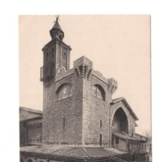 Postales: PAMPLONA, NAVARRA.- IGLESIA DE SAN NICOLAS. ED. ROISÍN. Lote 104184787