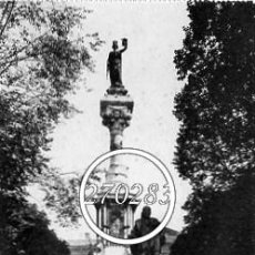 Postales: PAMPLONA Nº 24 MONUMENTO A LOS FUEROS DE NAVARRA - L ROISIN - SIN CIRCULAR. Lote 104433623