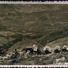 Postales: POSTAL VERA DE BIDASOA NAVARRA BERA ALTO DE LARUN PORTEADOR ACEMILERO FRONTERA FRANCO ESPAÑOLA .1960. Lote 105996915