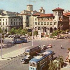 Postales: SANTANDER AVDA ALFONSO XIII Y CALVO SOTELO AÑO 1961. Lote 106102971