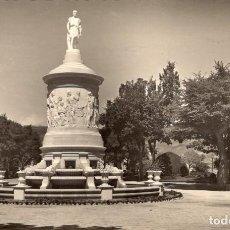 Postales: PAMPLONA MONUMENTO A JULIAN GAYARRE AÑO 1950 SIN CIRCULAR . Lote 106105307