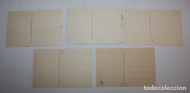 Postales: LOTE DE 5 ANTIGUAS POSTALES DE LA CATEDRAL DE PAMPLONA. NAVARRA. VARIAS VISTAS - Foto 2 - 107186903