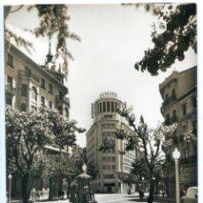 Postales: PAMPLONA. 58. MONUMENTO Y AVDA. DE SAN IGNACIO. EDICIONES SICILIA. Lote 107352207