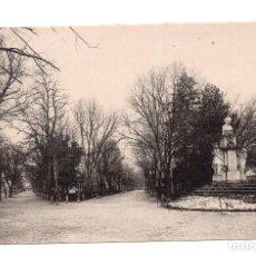 Postales: PAMPLONA.- 37 MONUMENTO A NAVARRO VILLOSLADA - L.ROISIN . Lote 107355079