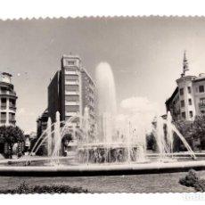 Postales: PAMPLONA.- PAMPLONA. PLAZA Y FUENTE PRINCIPE DE VIANA EDICIONES SICILIA. Lote 107355191