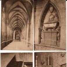 Postales: LOTE DE 16 POSTALES DE PAMPLONA - AÑOS 1960. Lote 108741391