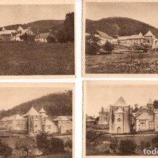 Postales: LOTE DE 8 POSTALES DE RONCESVALLES - NAVARRA. Lote 108743655