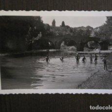 Postales: PAMPLONA - PLAYA DE SAN PEDRO - EDICIONES ARRIBAS - VER FOTOS - (51.269). Lote 109299883