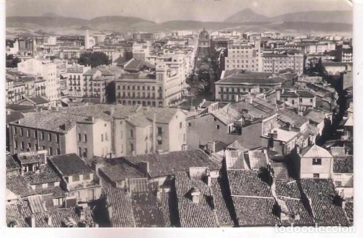 POSTAL DE PAMPLONA- VISTA PARCIAL . (Postales - España - Navarra Moderna (desde 1.940))