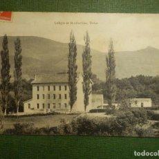 Postales: POSTAL - ESPAÑA - NAVARRA - COLEGIO DE DANCHARINEA - UDAX - SIN EDITOR - ESCRITA. Lote 110841099