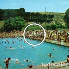 Postales: TAFALLA (NAVARRA) Nº 2 PISCINAS - P PILMAR - SIN CIRCULAR - AÑO 1971. Lote 111703303