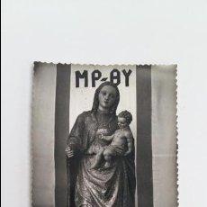 Postales: POSTAL MONASTERIO DE LEYRE. SANTA MARIA DE LEYRE SIGLO XVII. W. Lote 113749303