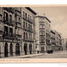 Postales: PAMPLONA (NAVARRA).- CALLE DE LAS NAVAS DE TOLOSA - FOT. A. DE LEÓN. Lote 114842227