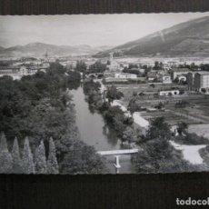 Postales: PAMPLONA - 17 - RIO ARGA Y BARRIO DE LA ROCHAPEA - GARCIA GARABELLA - VER FOTOS - (52.325). Lote 115609691